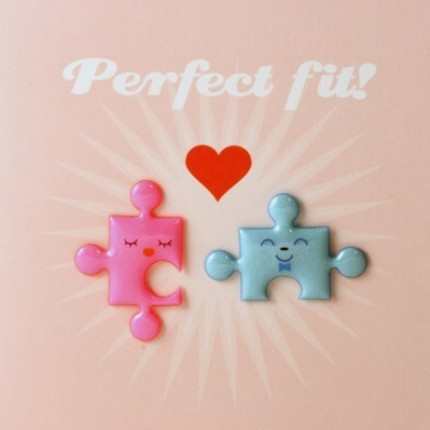 If Youu0027re A Perfect Fit Then How About These Cute Jigsaw Pieces From Pango  Productions Which Are Actually Removable Magnets!