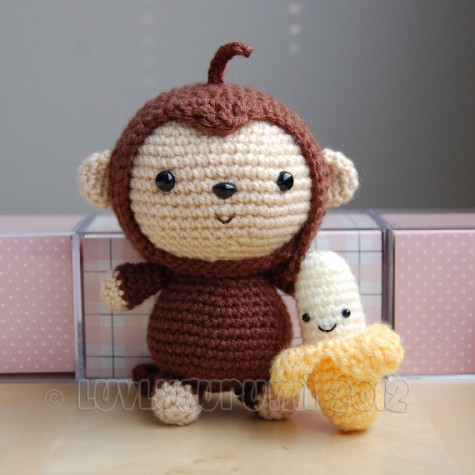 Luvlygurumi Crochet Patterns Super Cute Kawaii