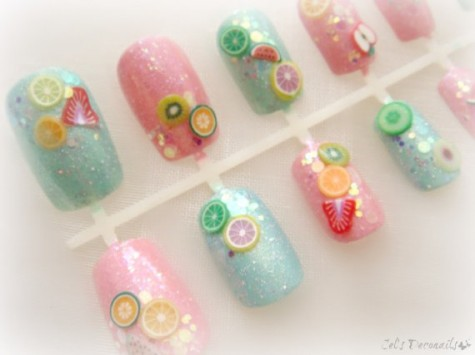 cel's deco nails
