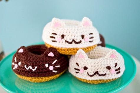 Amigurumi Kawaii Free : National donut day super cute kawaii