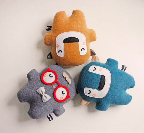 handmade kawaii plush