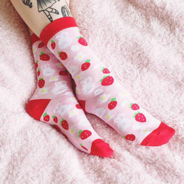 kawaii bunny socks
