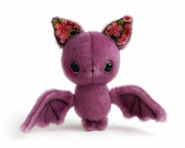 Cute Bat Plush Sewing Kits & Patterns