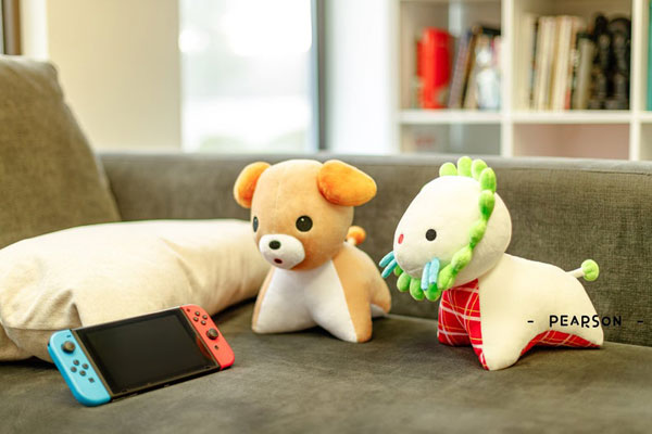 custom Animal Crossing plush