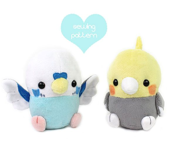 Kawaii Bird Makes - Super Cute Kawaii!!