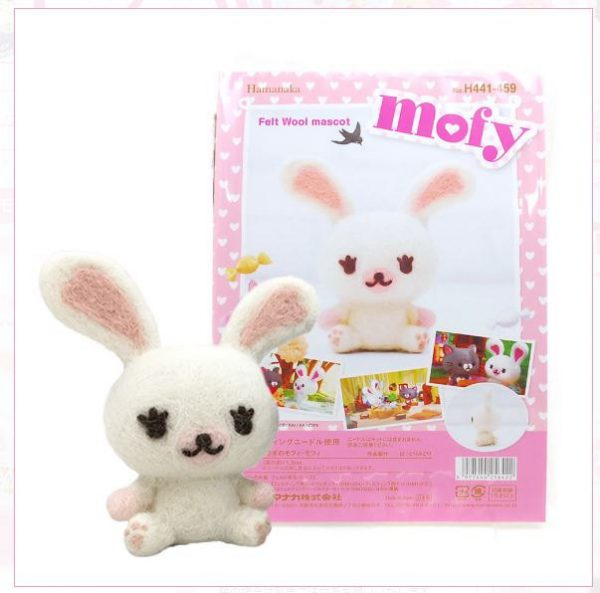 mofy needlefelting kit