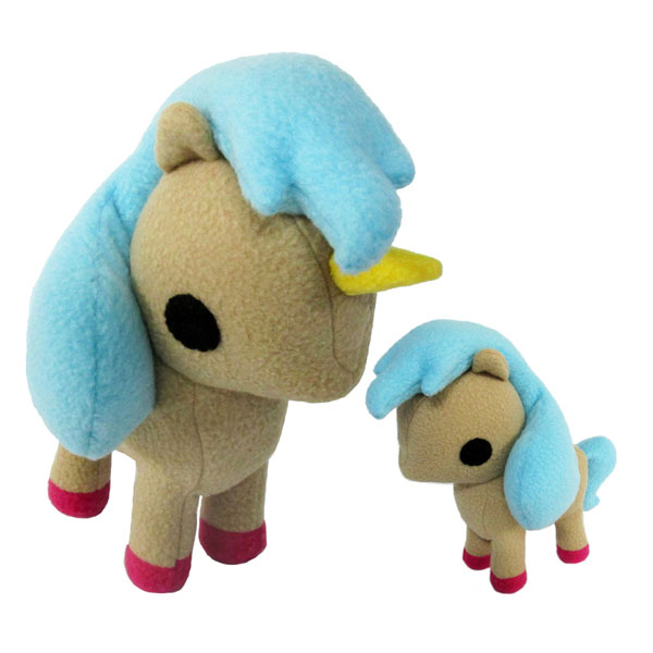 unicorn plush sewing pattern
