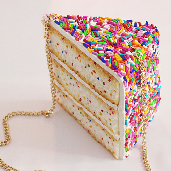 Sprinkles Cake Purse