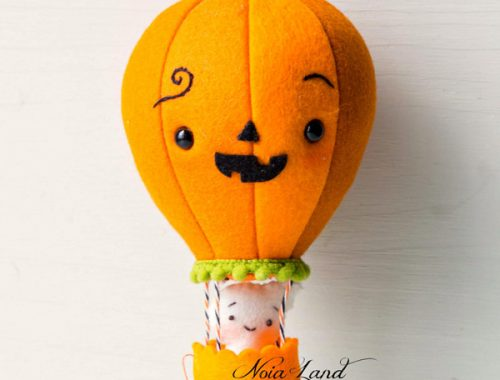 Kawaii Halloween Sewing Patterns