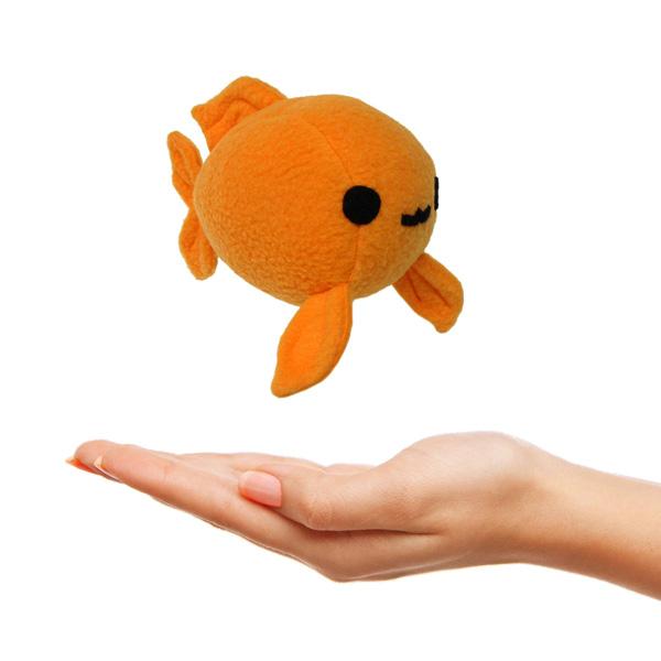 kawaii goldfish sewing pattern