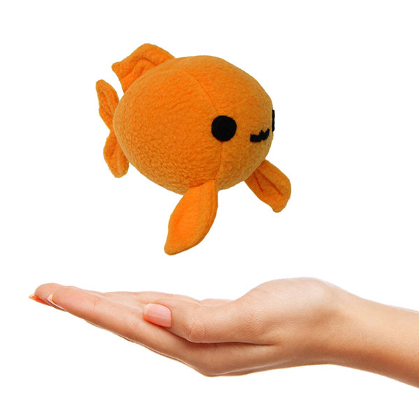 chebeto goldfish sewing pattern