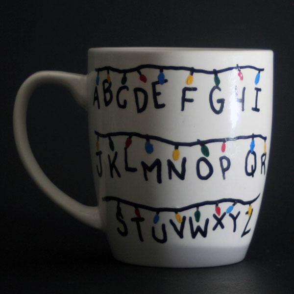 Stranger Things mug