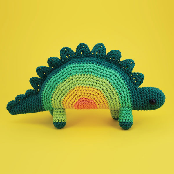 Kawaii dinosaur Amigurumi Patterns