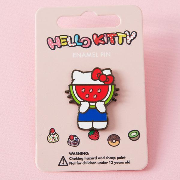 Etsy kawaii - Hello Kitty enamel pin