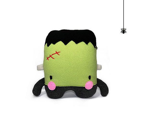 Frankenstein's Monster plush