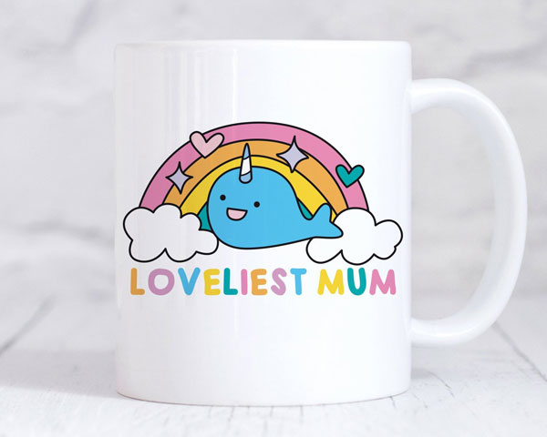 Cute Mother's Day mug