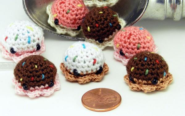 Amigurumi Food: New Crochet Pattern! Bento Family / Sushi set | 375x600