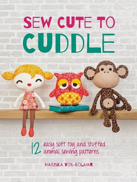 kawaii plush toy sewing book