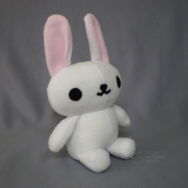 kawaii spring - easter bunny plush