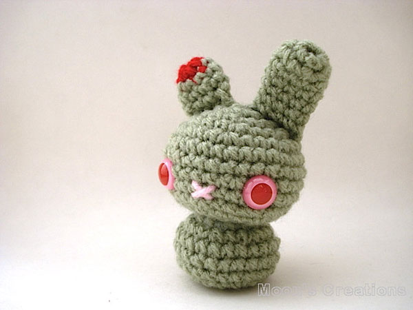 Moon's Creations Halloween Amigurumi