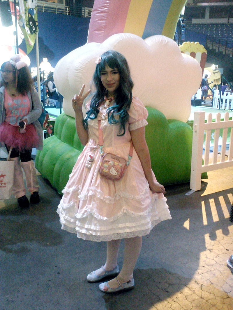 Hello Kitty's Supercute Friendship Festival