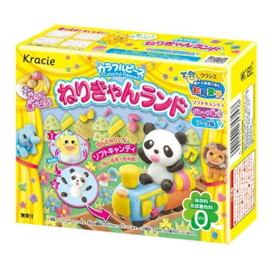 Popin Cookin DIY Candy Kits