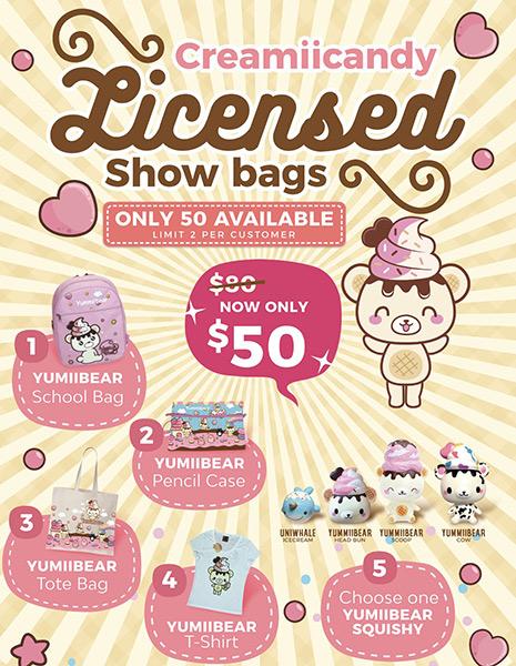 kawaii squishies grab bag