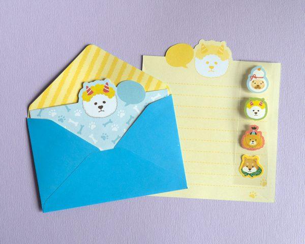 Inku Crate Kawaii Stationery Subscription Box Review