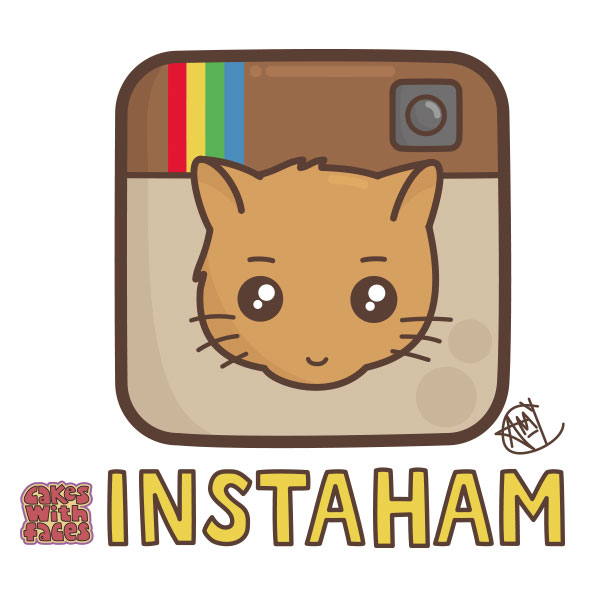 instaham - Cakes With Faces
