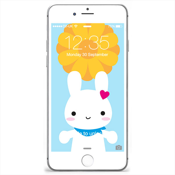iphone-bunny