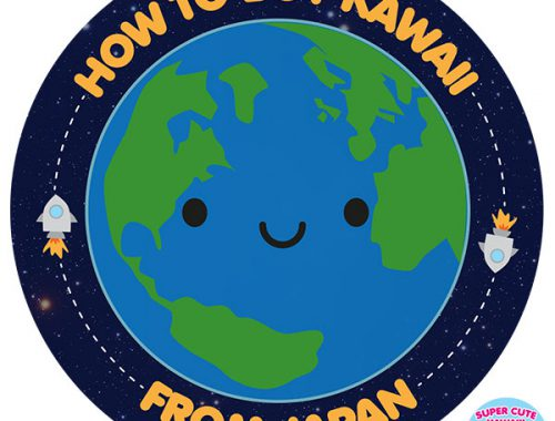 buy kawaii from japan