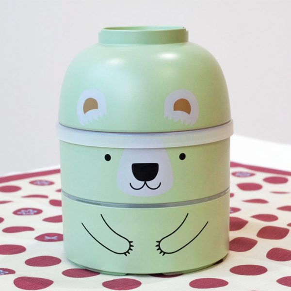 Japanese Zakka Decole bento box