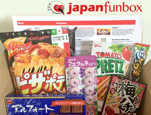 japan funbox review