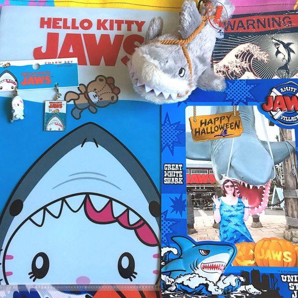 Jaws Universal Studios Japan souvenirs