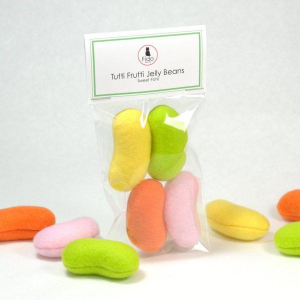 Kawaii Jelly Beans cat toys