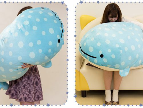jinbesan giant plush