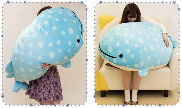 jinbesan giant plush