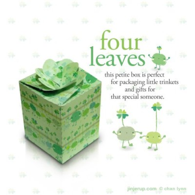 four leaves box