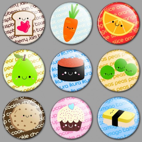 Gallery For gt Cute Food With Faces