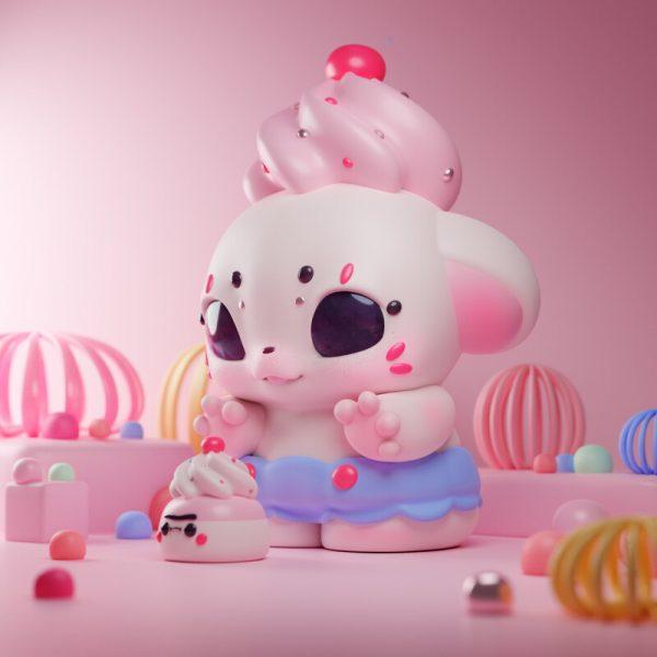 Kawaii 3D artists - Puffy PuffPuff