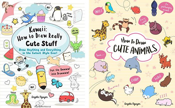 kawaii drawing books