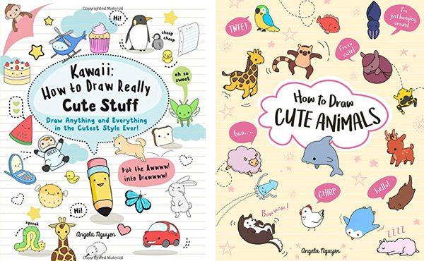 Kawaii How To Draw Really Cute Stuff Book Review Super Cute Kawaii
