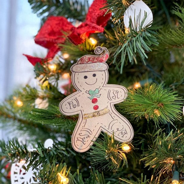 free Christmas printables - ornament