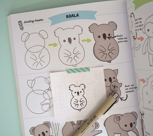 Kawaii! How to Draw Really Cute Stuff Book Review