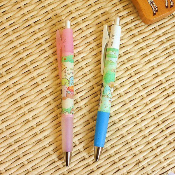 kawaii journalling pens sumikko gurashi