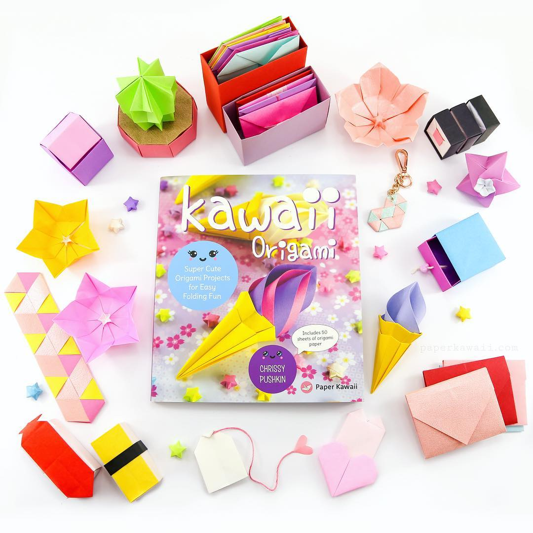 Kawaii Origami Book Review