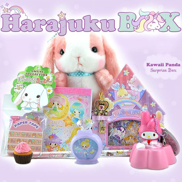 kawaii subscription boxes