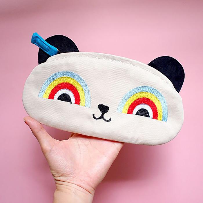 kawaii panda pouch
