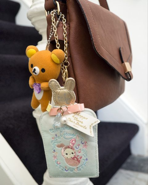 kawaii bag charms