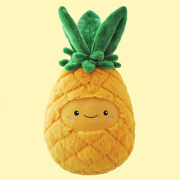 kawaii pineapple plush
